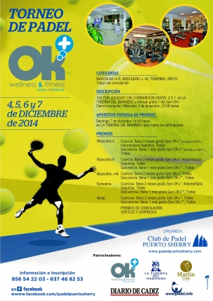 Torneo OK+ Wellness & Fitness