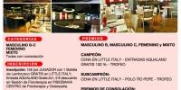 Torneo Nocturno Trattoría & Pizzería Little Italy