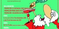 Campus de Niños de Navidad y Reyes