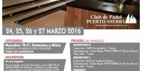 Gran Torneo Semana Santa PUB KABBALA PUERTO SHERRY