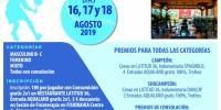 Torneo Inauguración Restaurante Latitud 36 (Puerto Sherry)